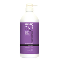 SO Cool Ultimate Silver Toning Blonde Shampoo 1LT