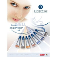 Berrywell Eye Dye 2 Blue Black 15ml