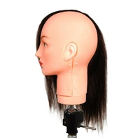 Clip On Right Profile Mannequin 6-16in