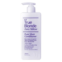 Hi Lift True Blonde Zero Yellow Pure Silver Conditioner 350ml