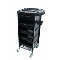 Archie Hairdressing Trolley (plastic)