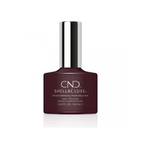 CND Shellac Luxe Black Cherry 12.5ml